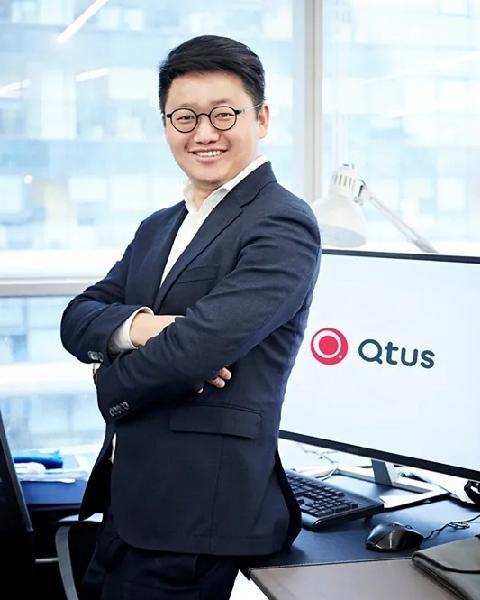 Qtus昆塔斯联合创始人、跃石婴童CEO陈峰先生