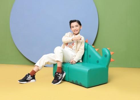 江博士健康鞋呵护婴童各个阶段足部健康
