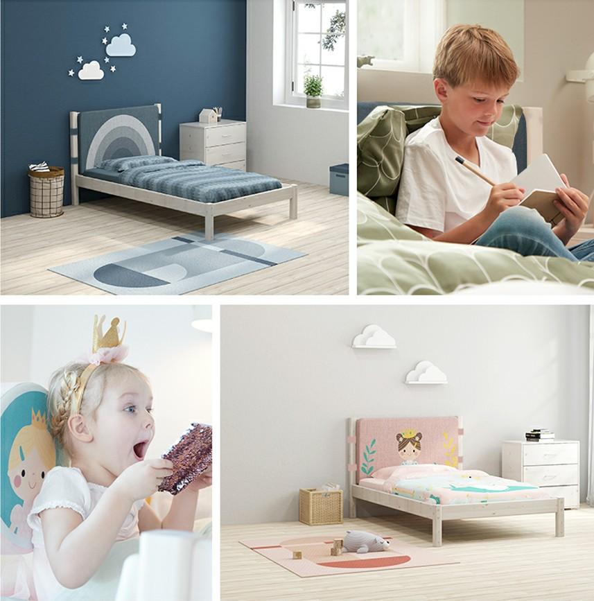 芙莱莎婴童家具奇妙色彩点亮儿童房 助力儿童健康成长