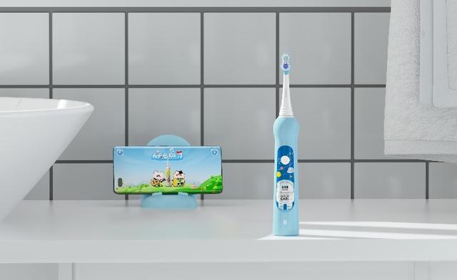 华为智选力博得智能儿童电动牙刷