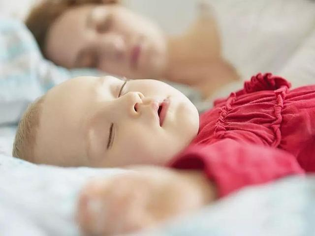 孩子的睡眠模式是什么样的?