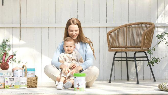 智护升级四维发力 爱荷美婴幼儿奶粉焕新登场